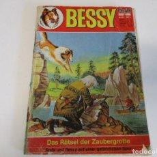 Cómics: BESSY EN ALEMAN AÑO 1973. Lote 206425371