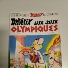 Cómics: ASTÉRIX AUX JEUX OLYMPIQUES EDICIONES DEL PRADO IDIOMA FRANCES. Lote 206839255