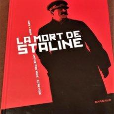 Comics : LA MORT DE STALINE. Lote 208291362