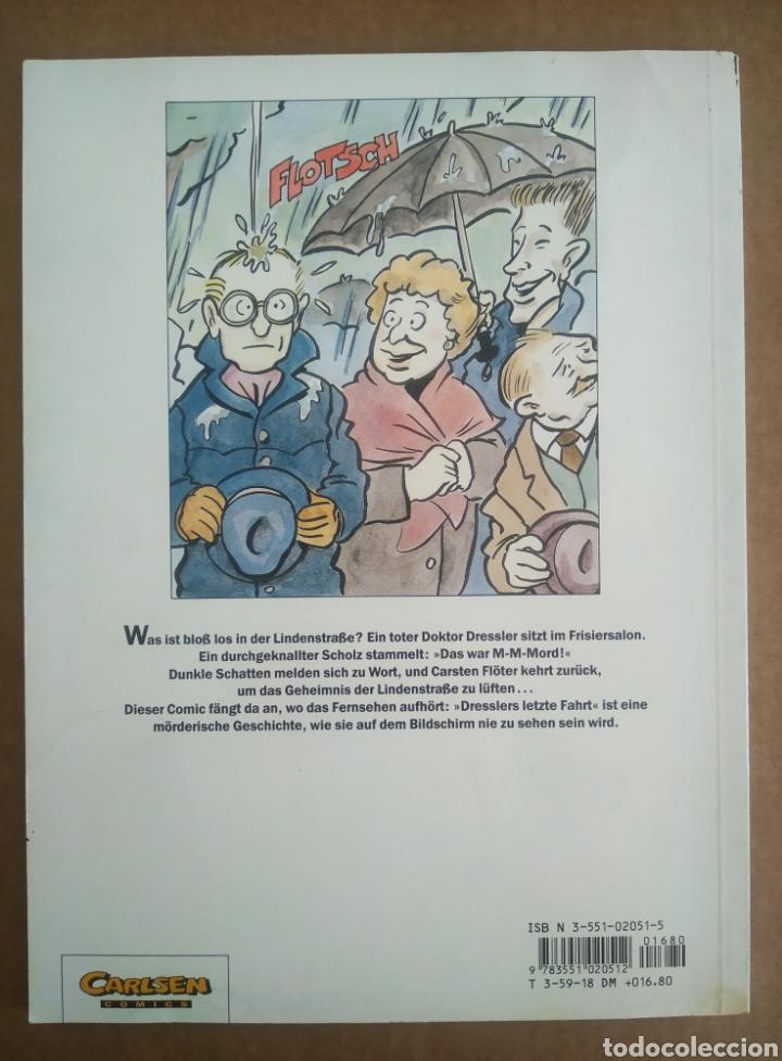 Cómics: Das Geheimnis Der Lindenstrabe: Dresslers Letzte Fahrt, por Hinricher/Keb/Breitschuh. Carlsen Comics - Foto 2 - 208333893