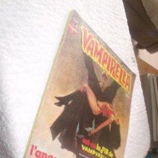 Cómics: VAMPIRELLA VAMPI Nº 5 AÑO 1971 EN FRANCES 82 PGS SIN CENSURA. Lote 209358275