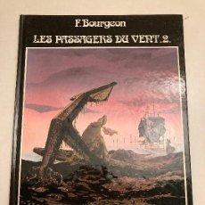 Cómics: LES PASSAGERS DU VENT Nº 2. BOURGEON. EN FRANCES. GLENAT. Lote 209568725