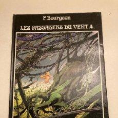 Cómics: LES PASSAGERS DU VENT Nº 4. BOURGEON. EN FRANCES. GLENAT. Lote 209570425