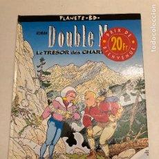 Cómics: DOUBLE M Nº 1. EN FRANCES. DARGAUD. Lote 209571103