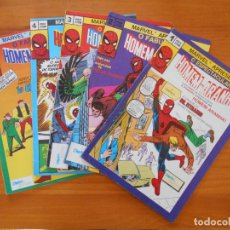 Comics : O ESPECTACULAR / O FABULOSO HOMEM-ARANHA Nº 1, 2, 3, 4 Y 5 - SPIDERMAN - EN PORTUGUES (L1). Lote 209897227