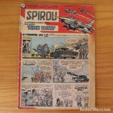 Cómics: SPIROU 1178, DUPUIS 10 NOVEMBRE 1969. REVISTA EN FRANCÉS, BUCK DANNY, GASTON, BOULE ET BILL, LUCKY L. Lote 210811336