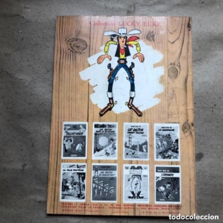 """Cómics: LUCKY LUKE """"DES RAILS SUR LA PRAIRIE"""". ED. DUPUIS 1967. EN FRANCÉS. - Foto 9 - 210980979"""