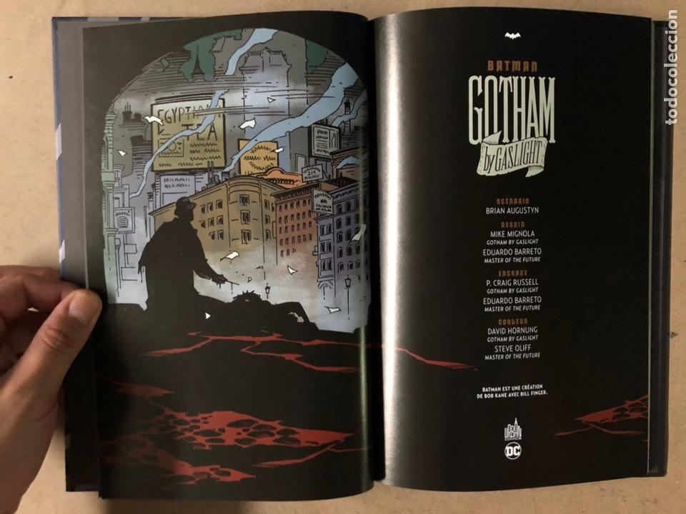 Cómics: BATMAN GOTHAM BY GASLIGHT. BRIAN AUGUSTYN, MIKE MIGNOLA, EDUARDO BARRETO. DC COMICS 2018. FRANCÉS - Foto 2 - 211420127