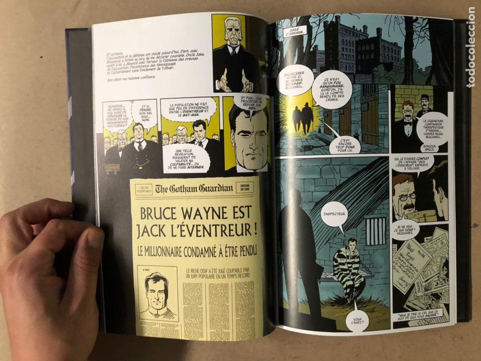 Cómics: BATMAN GOTHAM BY GASLIGHT. BRIAN AUGUSTYN, MIKE MIGNOLA, EDUARDO BARRETO. DC COMICS 2018. FRANCÉS - Foto 5 - 211420127