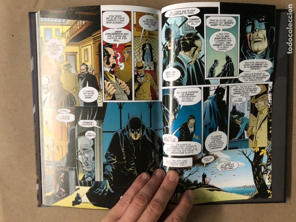 Cómics: BATMAN GOTHAM BY GASLIGHT. BRIAN AUGUSTYN, MIKE MIGNOLA, EDUARDO BARRETO. DC COMICS 2018. FRANCÉS - Foto 8 - 211420127