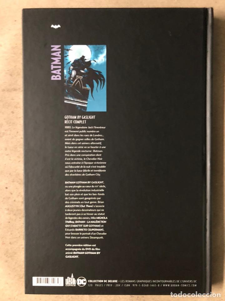 Cómics: BATMAN GOTHAM BY GASLIGHT. BRIAN AUGUSTYN, MIKE MIGNOLA, EDUARDO BARRETO. DC COMICS 2018. FRANCÉS - Foto 9 - 211420127