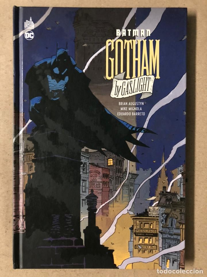 BATMAN GOTHAM BY GASLIGHT. BRIAN AUGUSTYN, MIKE MIGNOLA, EDUARDO BARRETO. DC COMICS 2018. FRANCÉS (Tebeos y Comics - Comics Lengua Extranjera - Comics Europeos)