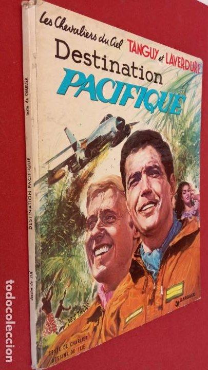 Cómics: LES CHEVALIERS DU CIEL TANGUY ET LAVERDURE - DARGAUD 1969 - MICHEL TANGUY - Foto 4 - 211438374
