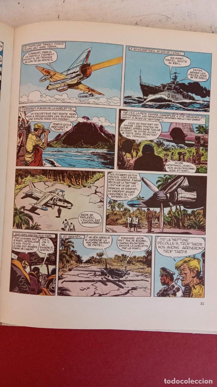 Cómics: LES CHEVALIERS DU CIEL TANGUY ET LAVERDURE - DARGAUD 1969 - MICHEL TANGUY - Foto 8 - 211438374