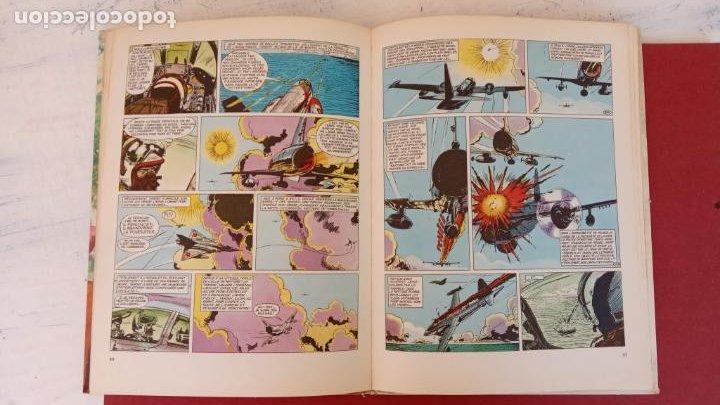 Cómics: LES CHEVALIERS DU CIEL TANGUY ET LAVERDURE - DARGAUD 1969 - MICHEL TANGUY - Foto 11 - 211438374
