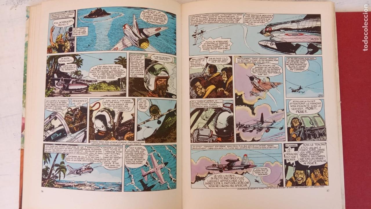 Cómics: LES CHEVALIERS DU CIEL TANGUY ET LAVERDURE - DARGAUD 1969 - MICHEL TANGUY - Foto 12 - 211438374