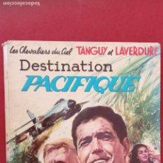 Cómics: LES CHEVALIERS DU CIEL TANGUY ET LAVERDURE - DARGAUD 1969 - MICHEL TANGUY. Lote 211438374