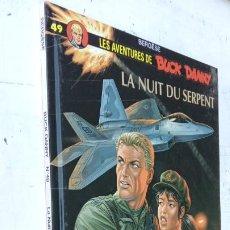 Cómics: LES AVENTURES DE BUCK DANNY Nº 49 - LA NUIT DU SERPENT -BERGÉSE - NUEVO AÑO 2000 DUPUIS. Lote 211517836