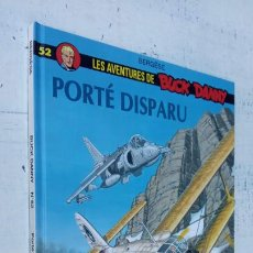 Cómics: LES AVENTURES DE BUCK DANNY Nº 52 - PORTÉ DISPARU - DUPUIS - NUEVO - BERGÉSE, FRANCAIS. Lote 211518070