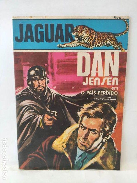 COLECCION JAGUAR Nº 9 DAN JENSEN EM O PAIS PERDIDO EN PORTUGUES DE JESUS BLASCO (Tebeos y Comics - Comics Lengua Extranjera - Comics Europeos)