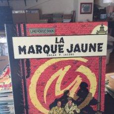 Cómics: EDITIONS DU LOMBARD LES AVENTURES DE BLAKE ET MORTIMER LA MARQUE JAUNE BUEN ESTADO. Lote 211775296