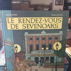 Cómics: DARGAUD LE RENDEZ-VOUS DE SEVENOAKS BUEN ESTADO. Lote 211775817