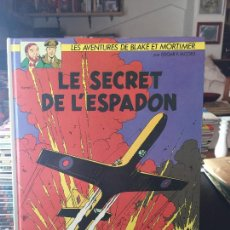 Cómics: DARGAUD LES ADVENTURES DE BLAKE ET MORTIMER LE SECRET DE LÉSPADON 1,2,3, BUEN ESTADO. Lote 211776073