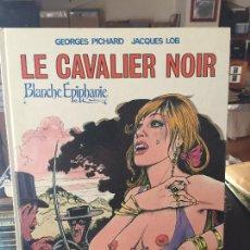 Cómics: EDITIONS DOMINIQUE LEROY LE CAVALIER NOIR BUEN ESTADO. Lote 211776450