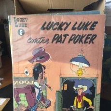Cómics: DUPUIS LUCKY LUKE NUMERO 5 CONTRE PAT POKER NORMAL ESTADO. Lote 211777400