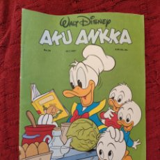Cómics: WALT DISNEY AKU ANKKA N° 30 (23-07-1997). Lote 212282750