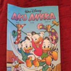 Cómics: WALT DISNEY AKU ANKKA N° 34 (19-08-1998). Lote 212284010
