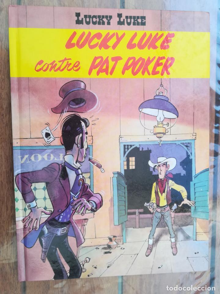 LUCKY LUKE CONTRE PAT POKER. DUPUIS. EN FRANCÉS (Tebeos y Comics - Comics Lengua Extranjera - Comics Europeos)