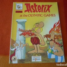 Cómics: ASTERIX AT THE OLYMPIC GAMES ( GOSCINNY ) ¡BUEN ESTADO! EN INGLES EDICIONES DEL PRADO. Lote 212614826