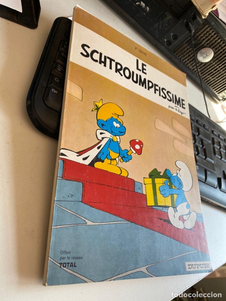 Cómics: Le schtroumpfissime - Foto 2 - 212779866