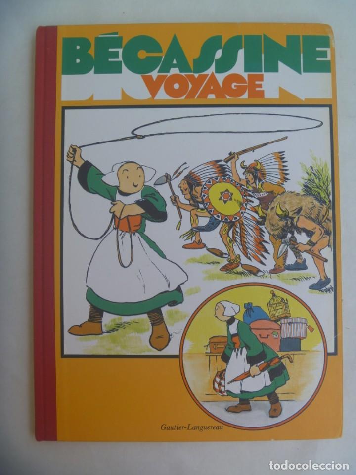 BECASSINE VOYAGE , DE CAUMERY Y PINCHON ( 1921 ). EDICION DE LUJO DE 1991. EN FRANCES (Tebeos y Comics - Comics Lengua Extranjera - Comics Europeos)