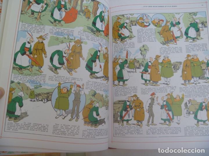 Cómics: BECASSINE VOYAGE , DE CAUMERY Y PINCHON ( 1921 ). EDICION DE LUJO DE 1991. EN FRANCES - Foto 3 - 213541515