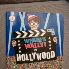 Cómics: WHERE'S WALLY? IN HOLLYWOOD- BOOK 4. EN INGLÉS. Lote 214719043