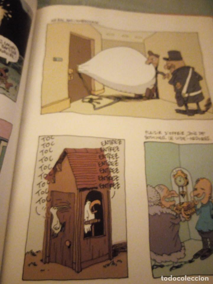Cómics: thiriet larcenet la vie est courte 3, año 2000,humor frances. - Foto 6 - 214945217