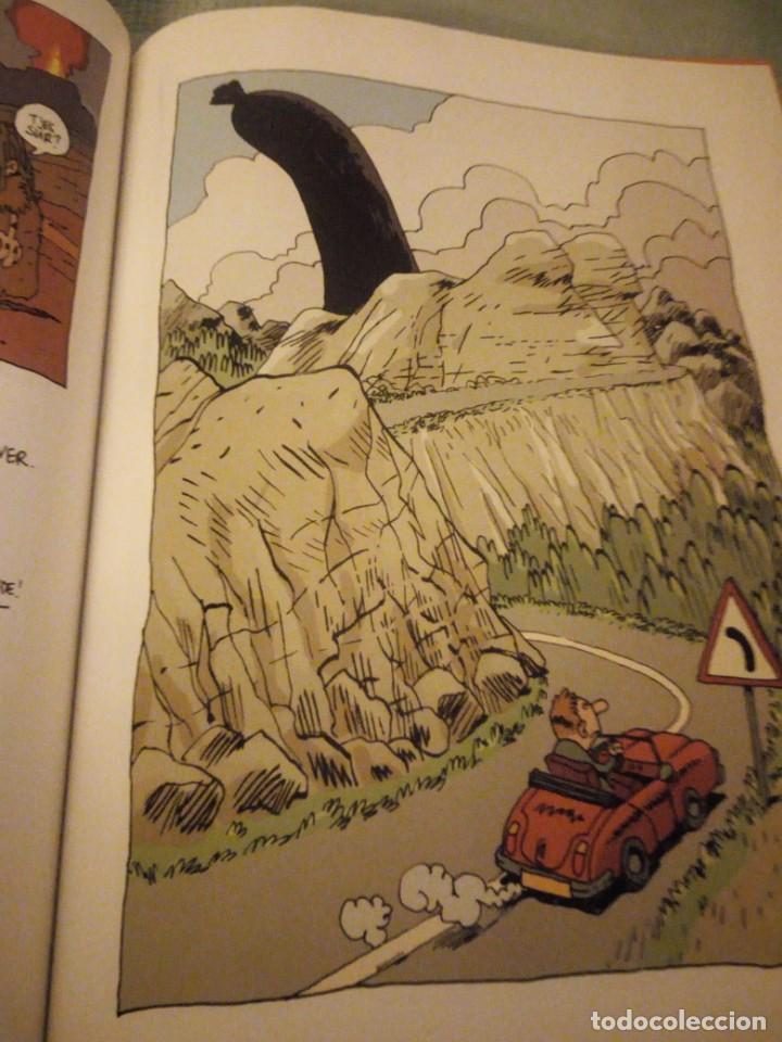 Cómics: thiriet larcenet la vie est courte 3, año 2000,humor frances. - Foto 7 - 214945217