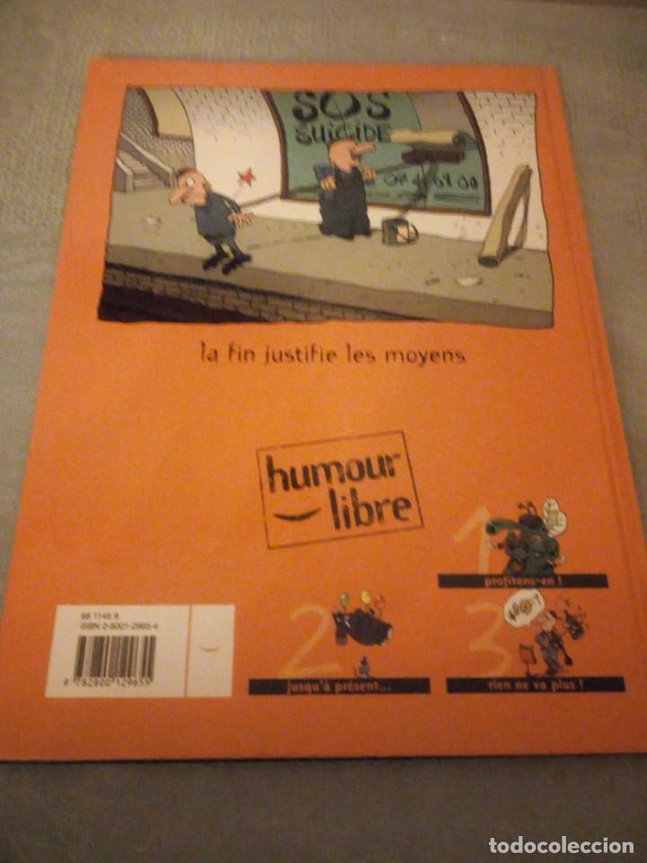 Cómics: thiriet larcenet la vie est courte 3, año 2000,humor frances. - Foto 9 - 214945217