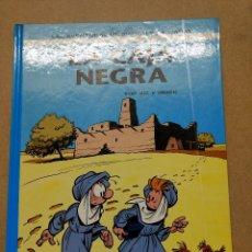 Cómics: LAS AVENTURAS DE SPIROU Y FANTASIO Nº 44 LA CAJA NEGRA EDICIONES JUNIOR EN 1996,. Lote 215201113
