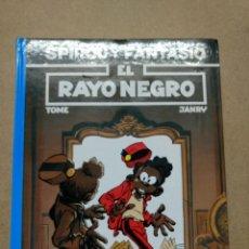 Cómics: LAS AVENTURAS DE SPIROU Y FANTASIO Nº 32 EL RAYO NEGRO EDICIONES JUNIOR EN 1996,. Lote 215201216