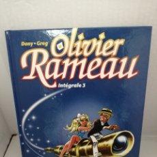 Cómics: INTÉGRALE OLIVIER RAMEAU T03 (PREMIER TIRAGE). Lote 215182936