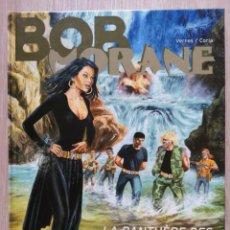 Cómics: BOB MORANE. LA PANTHÈRE DES HAUTS PLATEAUX. VERNES/ CORIA. LE LOMBARD. EN FRANCÉS. Lote 215427286