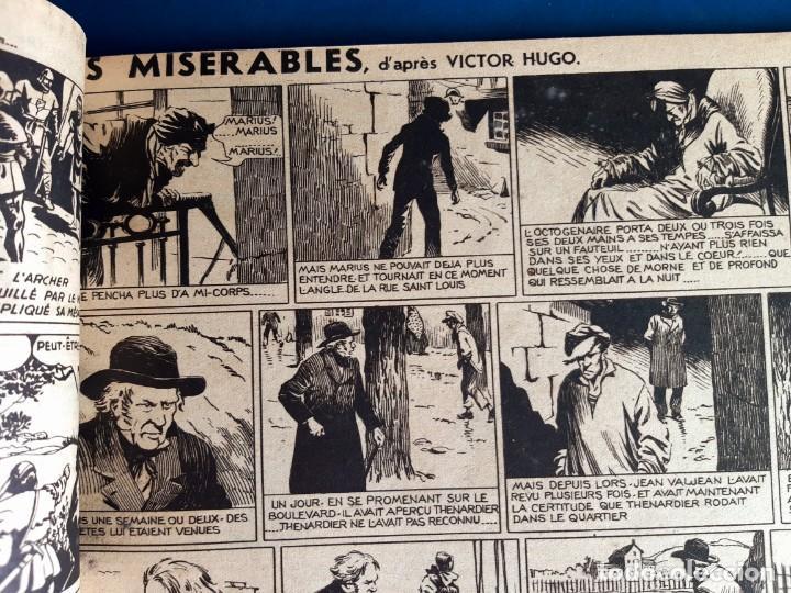 Cómics: Tarzan 1948 Publicatión Hebdomaire Gran Formato Encudernación 15 Numeros - Foto 6 - 215801583