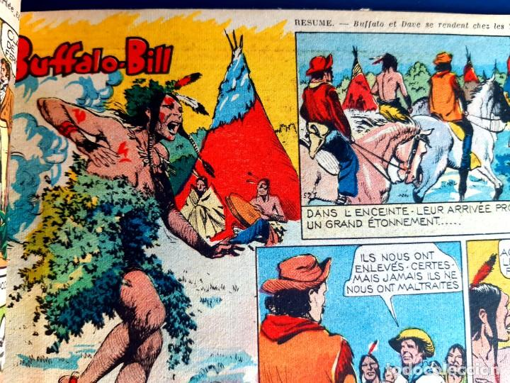 Cómics: Tarzan 1948 Publicatión Hebdomaire Gran Formato Encudernación 15 Numeros - Foto 8 - 215801583