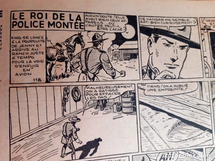Cómics: Donald 1949 Publicatión Hebdomaire Gran Formato Encuadernación nº 105 à 130 Album nº 5 - Foto 8 - 215802338