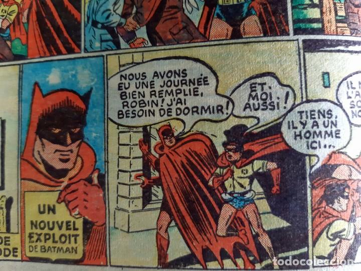 Cómics: L´Astucieux 1947 (Superman , Batman... ) Publication Hebdomarie nº 31 à 45 Gran Formato - Foto 4 - 215803566