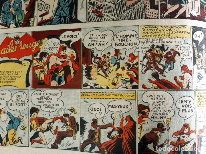Cómics: L´Astucieux 1947 (Superman , Batman... ) Publication Hebdomarie nº 31 à 45 Gran Formato - Foto 5 - 215803566