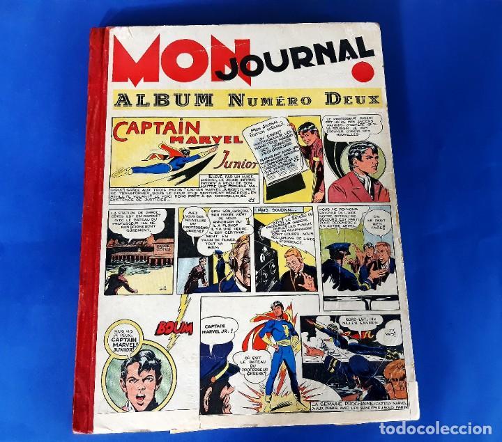 Cómics: MON JOURNAL -ALBUM DEUX - 1946 -DEL Nº 11 AL Nº 25-MEDIDAS 28 X36 - Foto 2 - 215820885